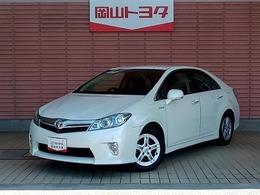 トヨタ SAI 2.4 S HDDナビ・スマ-トキ-・HID付き