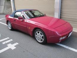 ポルシェ 944カブリオレ S2 カブリオレ