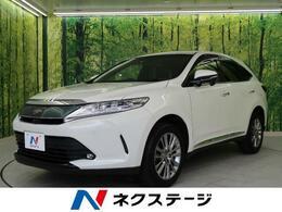 トヨタ ハリアー 2.0 プレミアム ALPINE10型ナビ ムーンルーフ