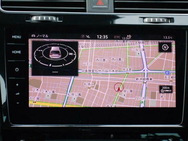 9.2インチの大型全面タッチスクリーンを採用した純正インフォテイメントシステム「DiscoverPro」