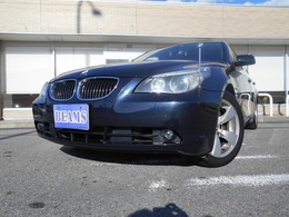 BMW 5シリーズ 525i ハイライン キセノン レザー パワーシート ETC