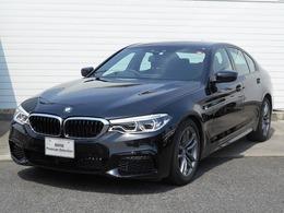 BMW 5シリーズ 523d xドライブ Mスピリット ディーゼルターボ 4WD 18AW地デジACCPアシストHUDETCデモ認定車