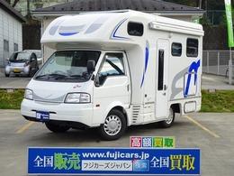 マツダ ボンゴトラック ナッツRV マッシュXX 4WD オーニング FFヒーター