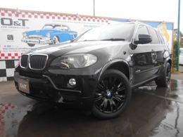 BMW X5 xドライブ 30i Mスポーツパッケージ 4WD 黒革 サンルーフ Bカメラ スマートキー