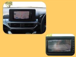 W66トヨタ純正エントリーSDナビ!TVはワンセグ!ブルートゥースオーディオ、CD、SDがお使いいただけます!バックモニターは後退時の安全確認に役立ちます!