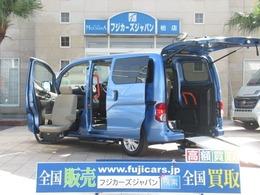 日産 NV200バネットバン 1.6 チェアキャブ 車いす1名仕様 専用サードシート有 福祉車輌 スロープ リフトアップシート