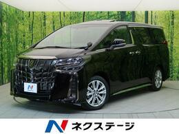 トヨタ アルファード 2.5 S タイプゴールド 登録済未使用車 ディスプレイオーディオ