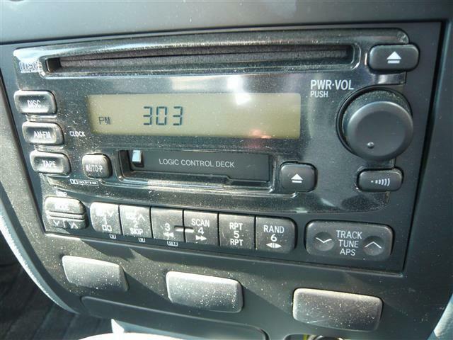 CD、ラジオでドライブを楽しませてくれます!