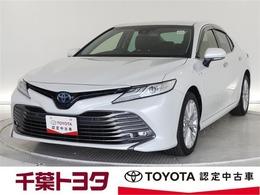 トヨタ カムリ 2.5 G レザーパッケージ トヨタ認定中古車 予防安全装置装着車
