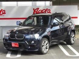 BMW X5 4.8i 4WD エアロバンパー サンルーフ 純正ナビ