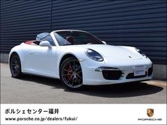 ポルシェ 911カブリオレ の中古車 カレラ4S PDK 福井県福井市 1068.0万円