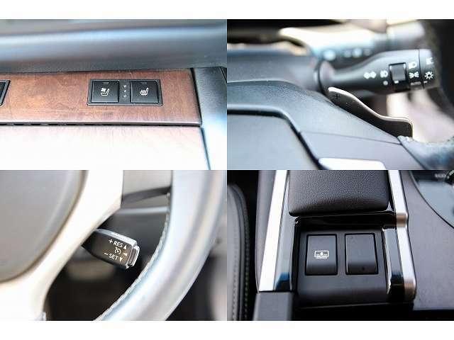 シートヒーター&クーラー パドルシフト クルーズコントロール サンシェード付きになります!