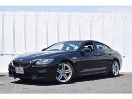 BMW 6シリーズグランクーペ 640i Mスポーツパッケージ 禁煙1オナ Dアシスト ACC 地デジ LEDライト