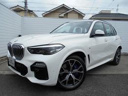 BMW X5 xドライブ 35d Mスポーツ ドライビング ダイナミクス パッケージ 4WD 21AWコンフォート+黒革デモカー認定中古車