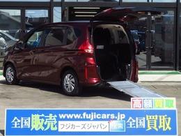 ホンダ フリード+ 1.5 G 車いす仕様車 スロープタイプ 電動ウィンチ 車いす1台