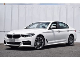 BMW 5シリーズ 523d Mスポーツ ディーゼルターボ 正規認定中古車 地デジ HアップD ACC 19AW