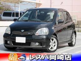 トヨタ ヴィッツ 1.5 RS 5MT キーレス CD再生 ABS