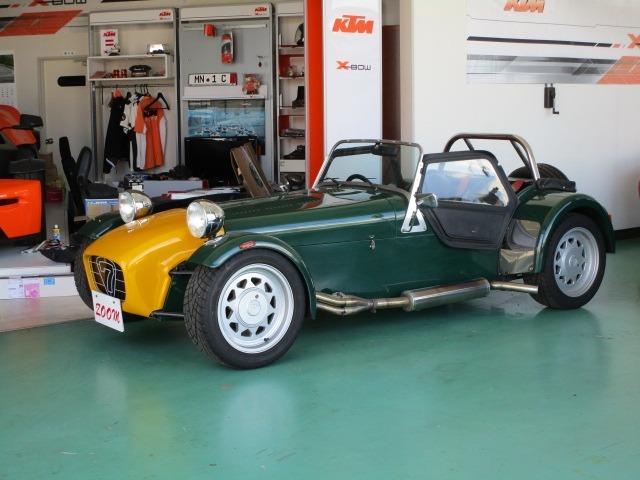スーパー7 1.4 Kスポーツ1995年モデルです ワンオーナー車!!