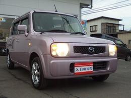 マツダ スピアーノ 660 X 4WD 走行距離無制限 2年間保証 対象車