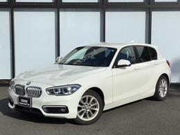 BMW 1シリーズ 118d スタイル 弊社下取り車LED社外フルセグTV