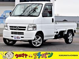 ホンダ アクティトラック 660 SDX 4WD 夏冬タイヤ付プラン エアコン パワステ MT5