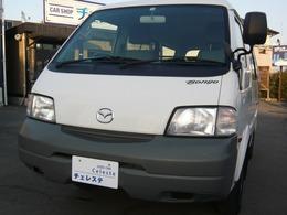 マツダ ボンゴバン 1.8 DX 低床 4WD オートマ 4WD