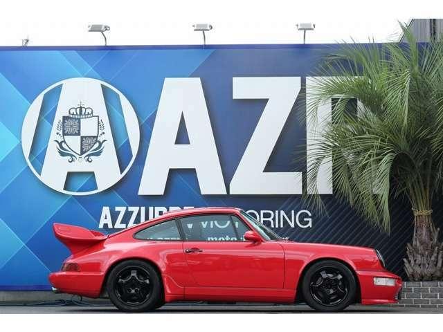全長4270mm×全幅1650mm×全高1280mm 車高は車高調で調整済となります!