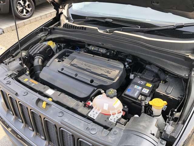 1.4Lのマルチエアエンジンは加速感が楽しいエンジンです!