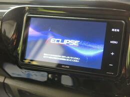 【社外SDナビ】CD・DVD再生・フルセグTV視聴可能で、SDミュージックサーバーも搭載なのでSDカード挿入で音楽の録音もできます!!はめ込み式で車内との一体感もあります♪