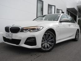 BMW 3シリーズ 330e Mスポーツ デモカーレザ-禁煙ACC認定中古車