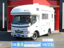 トヨタ カムロード . バンテック ジル 3.0DT 4WD 家庭用A/C