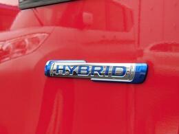 『マイルドハイブリッド』搭載です!!加速時などで、モーターでエンジンをアシストすることで『ガソリン消費の抑制』と『力強い走り』を両立できます!!クリープ走行はモーターで行います!!