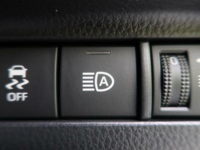 【オートハイビーム】先行車または対向車や周囲の明るさなどに応じ、自動的に上向きと下向きを切り替えます!!夜間時の走行や高速道路での運転が楽になります♪