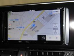 【メモリーナビ】簡単な操作で目的地を検索でき、画像が鮮明で地図も詳細に出てきます。こちらのカーナビにはテレビ機能は付いていませんのでご注意ください。