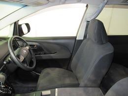 ☆運転席☆専用の洗剤を使用してシートもしっかりと美装しています!