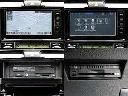 純正SDナビ搭載。CD→SD録音、DVD、CD、Bluetooth等内蔵。ナビ連動ビルトインETC付き。当社HPも是非ご覧下さい。[carac]検索で!