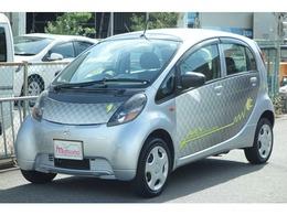 三菱 アイ・ミーブ(軽) M ワンオーナー・電池残存率105パーセント