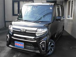 ダイハツ タント 660 カスタム X スタイルセレクション 4WD 新車 プッシュスタート スマアシ 純正AW