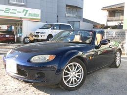 マツダ ロードスター 2.0 VS RHT 電動オープンカー MT6速 車高調 ナビ