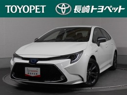 トヨタ カローラ 1.8 ハイブリッド WxB フルエアロ