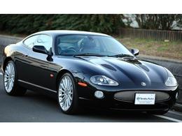 ジャガー XKクーペ R ブラックナイト 右ハンドル 20台限定車