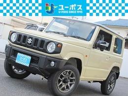 スズキ ジムニー 660 XC 4WD ベージュツートン 令和3年1月登録車