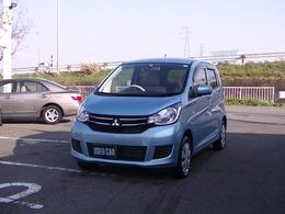 三菱 eKワゴン 660 E 運転席シートヒーター 禁煙車