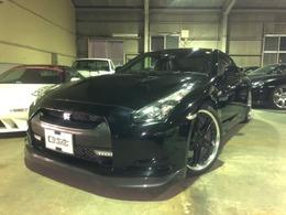 日産 GT-R 3.8 ブラックエディション 4WD WORKアルミ