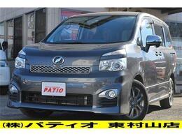 トヨタ ヴォクシー 2.0 ZS 煌II ナビ地 後席用モニター 両側電動スライド