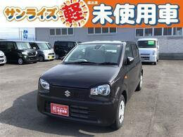 スズキ アルト 660 S 4WD WEB商談可 届出済未使用車 4WD