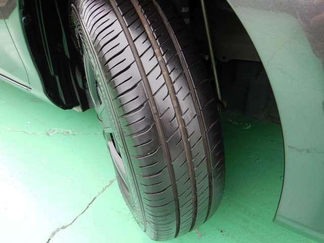タイヤの溝もバッチリあります('ω')ノ