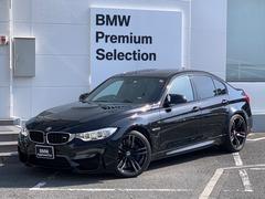 BMW M3セダン の中古車 M DCT ドライブロジック 大阪府高槻市 657.0万円