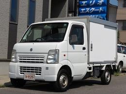 スズキ キャリイ 660 KCエアコン・パワステ 3方開 箱型 レベライザー 車検R4/3月