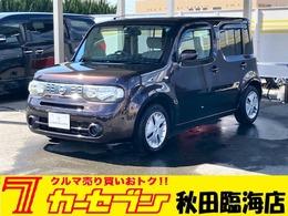 日産 キューブ 1.5 15X Mセレクション 社外ナビ 夏冬タイヤ 禁煙車 ETC